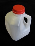 Item No 1032  Quart Plastic Jug, with Cap, 162 Pack