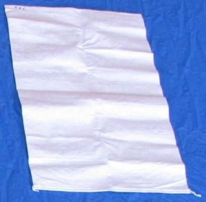 Item No. 1078 50 lb Closed Weave Poly Bag,500 Pack