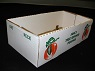 Item No 1127   Peck Peach Box, 50 pack