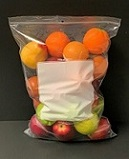 Item No 116  Quart Ziplock Stand-Up Storage Bag 500 pack