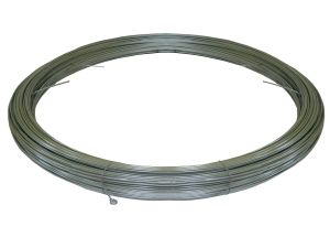 Item No 1165 Galvanized steel coil wire for Low Tunnels