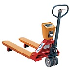 Item No. 1181 Scale, Pallet Jack, 3,000 pounds