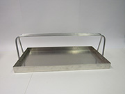 Item No 1184  Aluminum Eight Quart Tray Carrier