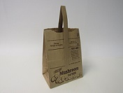 Item No 1194 Bag Mushroom, Brown Kraft, 500 pack