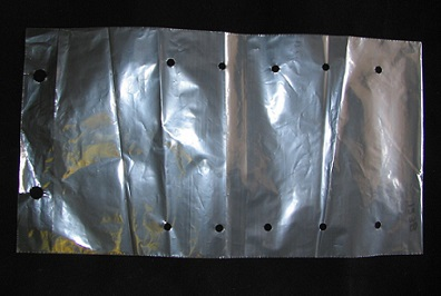 Item No 1238 5 lb Clear Vented Bag 2,500 pack