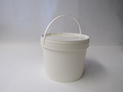 Item No 1263 Bucket gallon, Handle, tamper evident Lid 1,200 pack
