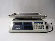 Item No 1265 60 lb Low Profile Price Computing Scale