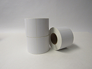 Item No 1287 Labels White  for No.1285 scale printer