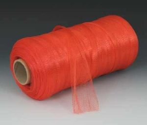 Item No 1362 Mesh Red Sleeve bag roll, Qty: 1 roll