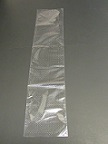 Item No 1368     6 x 28 Inches Tall Vented Wicket Plastic Bag  1,000 Pack