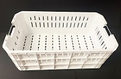 Item No 1397 Hands Free Cherry Picking Crate, 18 1/2 x 10 3/4 x 7 3/4""