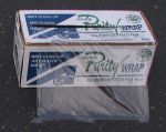 Item No 147  Clear Plastic Cling Film Roll, 18 inches x 2,000 feet