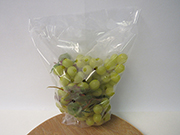 Item No 150  Plastic Grape Bag, Clear, 1000 pack