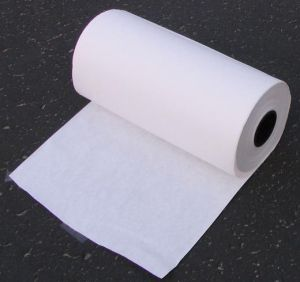 Item No. 163b Bleached White Butcher Roll, 24 in. x 1,000 ft