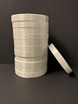 "Item No 1708  Strapping Tape, 3/4"" Wide x 180' , 48 Rolls Per Case"