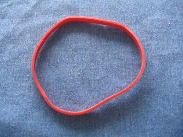 Item No 256 Rubber Band 3 Quot X 1 4 Quot Wide 380 Pack