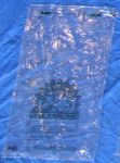 "Item No. 366  U-Bag-It Poly Roll Bag, clear, ""FIVE-A-DAY"", 2000 pack"