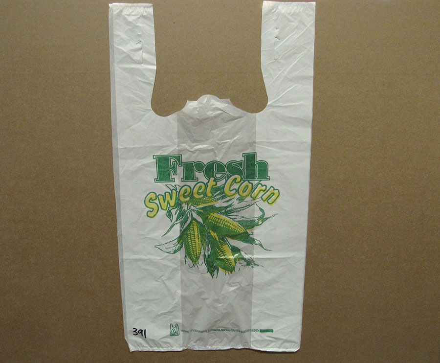 Item No 391 T Shirt 1 6 Size Poly Bag Sweet Corn Heavy
