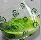 Item No 400  Lettuce Poly Bag, Clear 1,000 pack