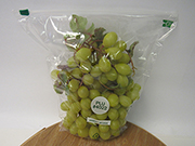 Item No 477  Grape Bag, Clear, 1000 pack