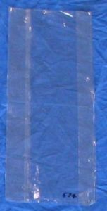 Item No 574 10 lb Clear Vented Poly Bag 1,000 pack