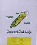 Item No 599 Sweet Corn Vented Poly Bag 1,500 pack