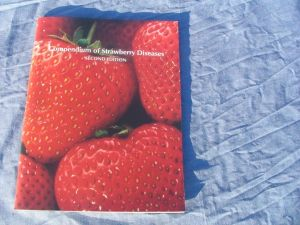 #619: Compendium of Strawberry Diseases 128 pages