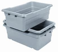 Item No 700  Harvesting produce cleaning Container,  6 pack