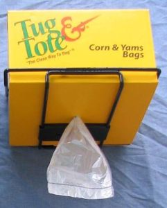 Item No 747  U-Bag-It Poly Bag, Corn/Yams, 1,700 pack