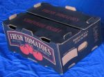 Item #848 18 lb Tomato Shipper, 250 pack