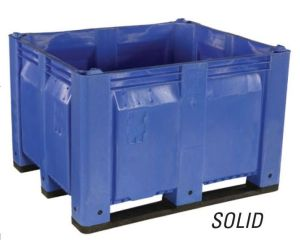 Item No 988  Bulk Container, one piece solid construction,