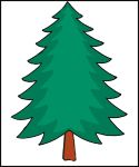 Item No. P21XMSTR Christmas Tree Road Sign