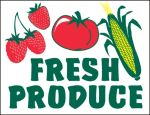 Item No P26PROFR Fresh Produce Marketeer