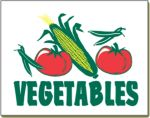 Item No P26VEG  Vegetables Marketeer