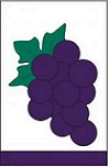 Item No P28GRP Grape Ex-Flag