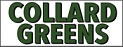 "Item No. P8GREENSHD ""Collard Greens"" Heavy Duty, 3 footx8 foot Banner"