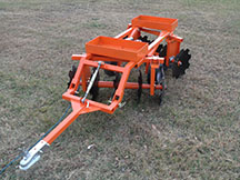 Item No. Disc ATV       Disc Harrow pull type