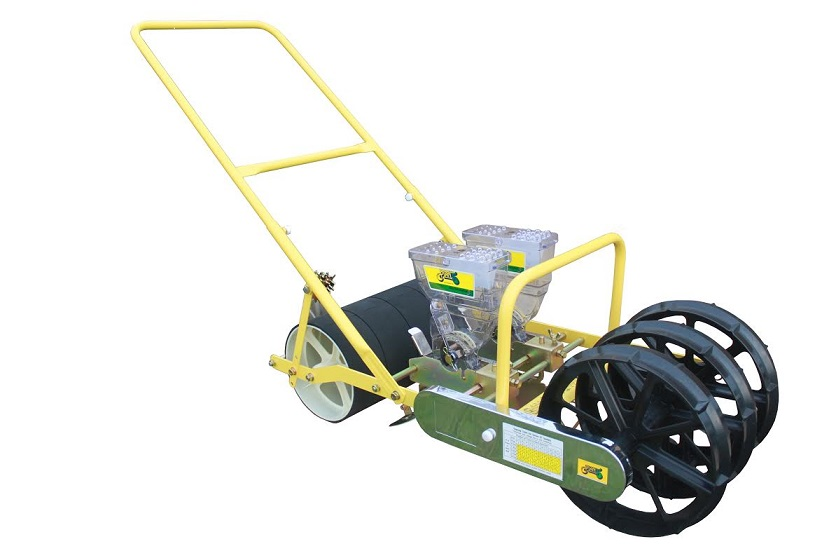 Item No Jp2 Two Row Hand Clean Seeder Two Row Hand Push