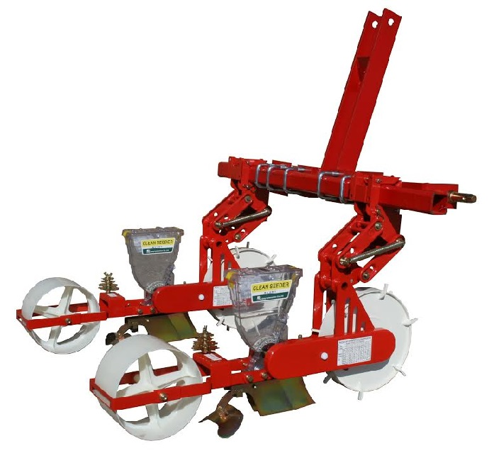 Item Jph2 Two Row Seeder With Tool Bar Two Row Seeder With 2 Inch